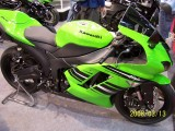 Kawasaki ZX 6R by Angel